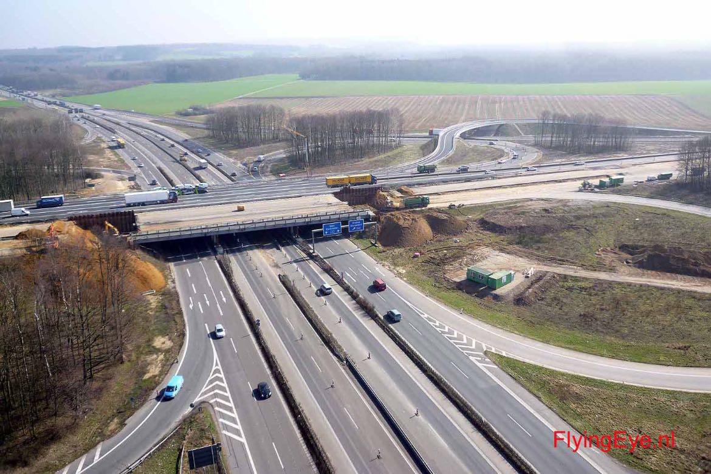 März 2012 – Zentralbauwerk Blickrichtung Köln