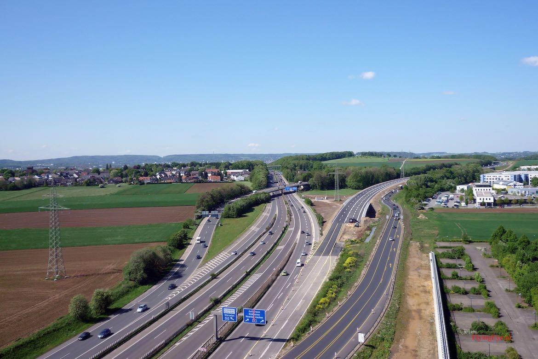 Mai 2014 – Brücke Bauwerk 709 fertig